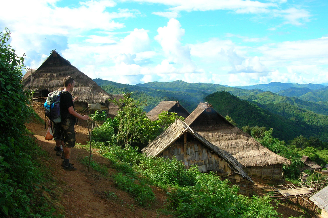 Nong Kiaw - Trekking - Mountain Village